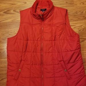 Women's Chaps puffy vest
